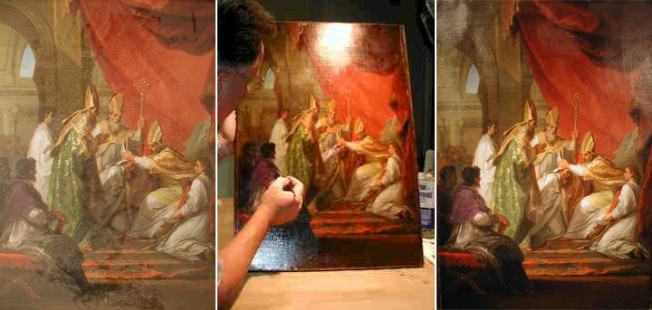 Art Gallery Services - Restoration & Appraisal